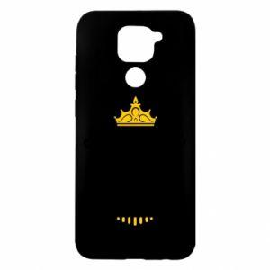 Etui na Xiaomi Redmi Note 9/Redmi 10X Królowa MAMA