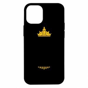 Etui na iPhone 12 Mini Królowa MAMA