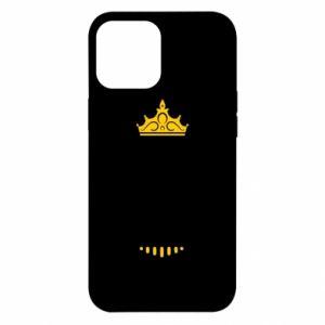 Etui na iPhone 12 Pro Max Królowa MAMA