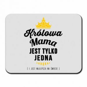 Mouse pad The Queen mother
