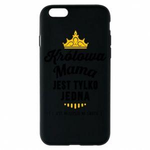 Etui na iPhone 6/6S Królowa MAMA
