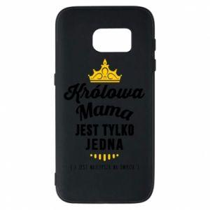 Etui na Samsung S7 Królowa MAMA