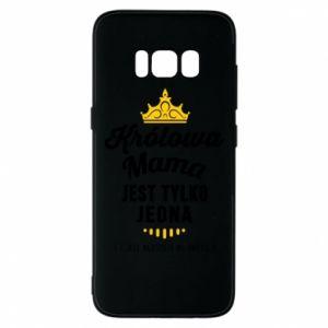 Etui na Samsung S8 Królowa MAMA