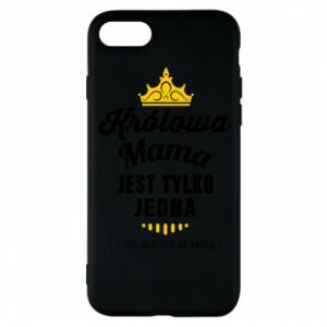 iPhone 8 Case The Queen mother