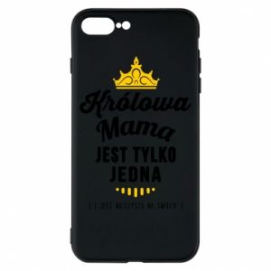 iPhone 8 Plus Case The Queen mother
