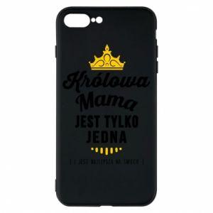 Etui na iPhone 8 Plus Królowa MAMA