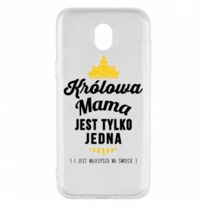 Etui na Samsung J5 2017 Królowa MAMA