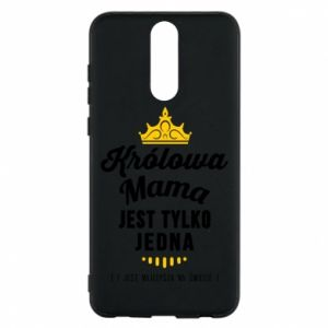 Huawei Mate 10 Lite Case The Queen mother