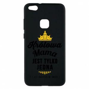 Etui na Huawei P10 Lite Królowa MAMA