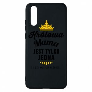 Huawei P20 Case The Queen mother