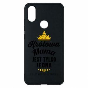Etui na Xiaomi Mi A2 Królowa MAMA
