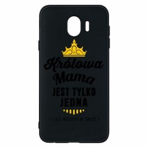 Samsung J4 Case The Queen mother