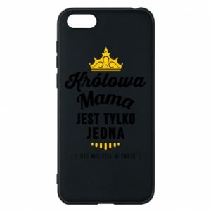 Huawei Y5 2018 Case The Queen mother