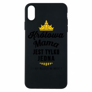 iPhone Xs Max Case The Queen mother