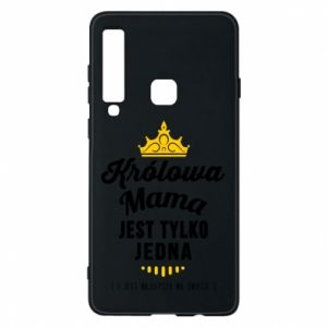 Samsung A9 2018 Case The Queen mother
