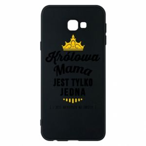 Samsung J4 Plus 2018 Case The Queen mother