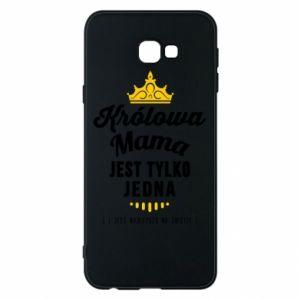 Etui na Samsung J4 Plus 2018 Królowa MAMA