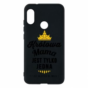 Mi A2 Lite Case The Queen mother