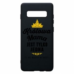Samsung S10+ Case The Queen mother