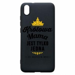 Etui na Xiaomi Redmi 7A Królowa MAMA