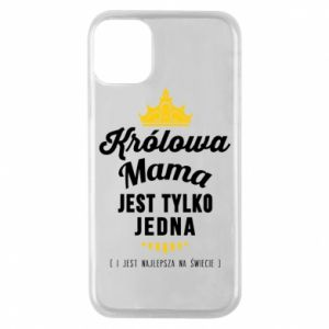 iPhone 11 Pro Case The Queen mother
