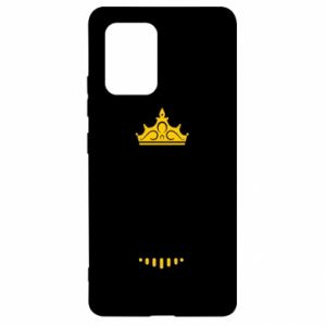 Samsung S10 Lite Case The Queen mother