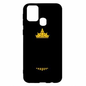 Samsung M31 Case The Queen mother