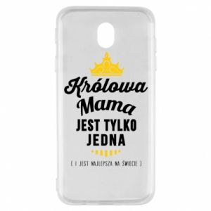 Samsung J7 2017 Case The Queen mother