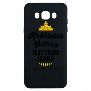 Samsung J7 2016 Case The Queen mother
