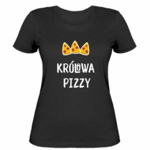Women's t-shirt Pizza queen