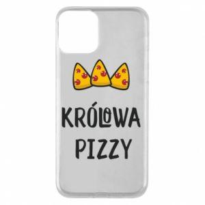 iPhone 11 Case Pizza queen