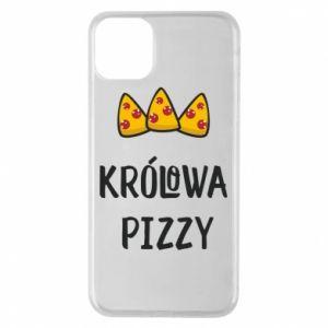 iPhone 11 Pro Max Case Pizza queen