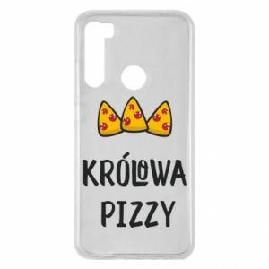 Xiaomi Redmi Note 8 Case Pizza queen
