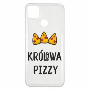 Xiaomi Redmi 9c Case Pizza queen