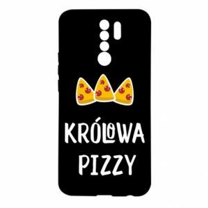 Xiaomi Redmi 9 Case Pizza queen