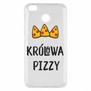 Xiaomi Redmi 4X Case Pizza queen