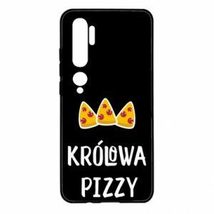 Etui na Xiaomi Mi Note 10 Królowa pizzy