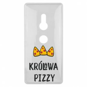 Sony Xperia XZ2 Case Pizza queen