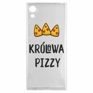 Sony Xperia XA1 Case Pizza queen