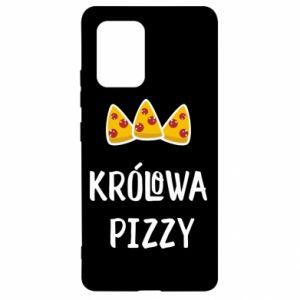 Samsung S10 Lite Case Pizza queen