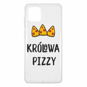 Samsung Note 10 Lite Case Pizza queen