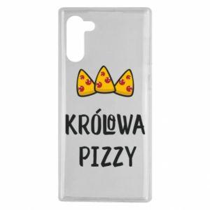 Samsung Note 10 Case Pizza queen