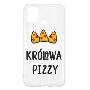 Samsung M31 Case Pizza queen