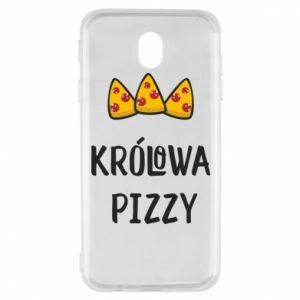 Samsung J7 2017 Case Pizza queen