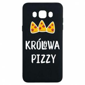 Samsung J7 2016 Case Pizza queen