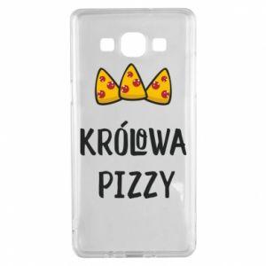 Samsung A5 2015 Case Pizza queen