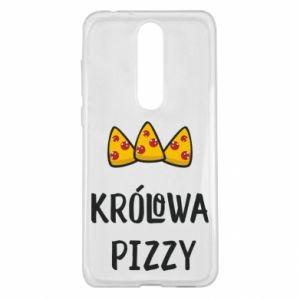 Nokia 5.1 Plus Case Pizza queen