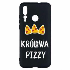 Huawei Nova 4 Case Pizza queen