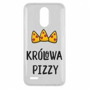Lg K10 2017 Case Pizza queen