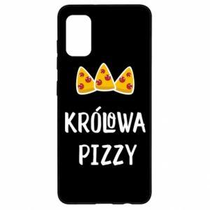 Samsung A41 Case Pizza queen